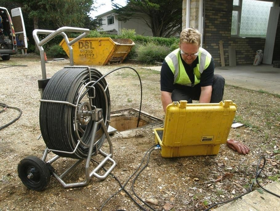 CCTV Drain Surveys in Lytchett Minster